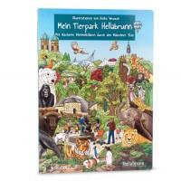 Wimmelbuch 'Mein Tierpark Hellabrunn'