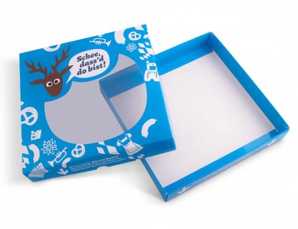 Geschenkverpackung 'Weisat'