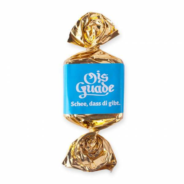 "Nougat-Busserl ""Ois Guade"""