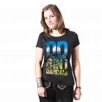 """Damen-Shirt """"Do bin i dahoam"""""""