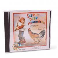 """Kinderlieder-CD """"Sepp Depp Hennadreck"""""""