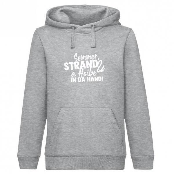 "Hoodie ""Sommer & Strand"""