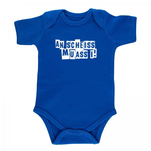 "Baby Body ""An Scheiss muass i!"""