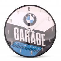 """Wanduhr """"BMW Garage"""""""