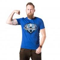 Herren-Shirt 'Unterhopft' - XXXL