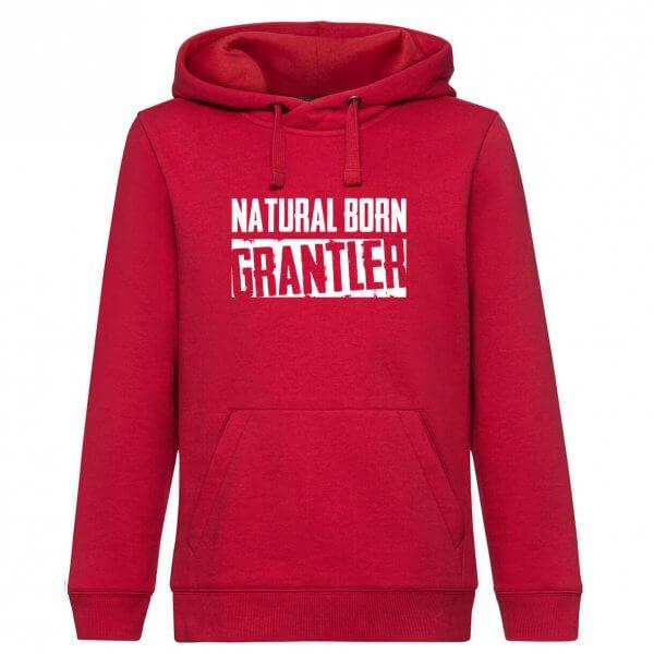 "Hoodie ""Natural Born Grantler"""