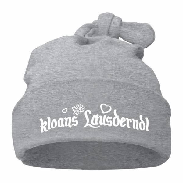 "Babymütze ""Kloans Lausderndl"""