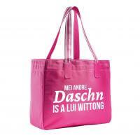 Beach Bag 'Lui Wittong' pink