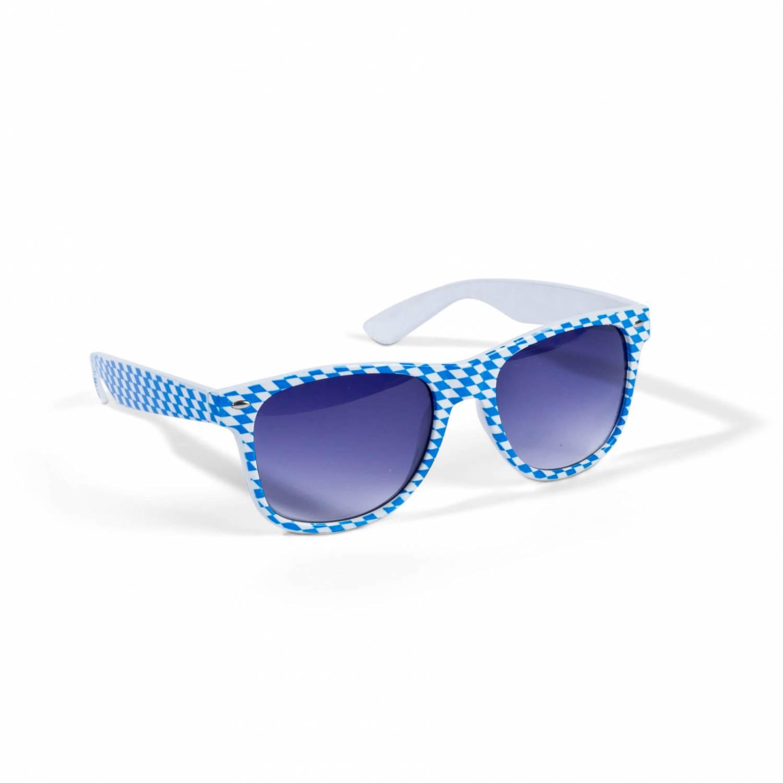wei blaue bayern sonnenbrille geschenke aus bayern. Black Bedroom Furniture Sets. Home Design Ideas
