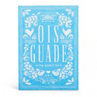 "Glückwunschkarte ""Ois Guade zum Geburtstag"" blau"