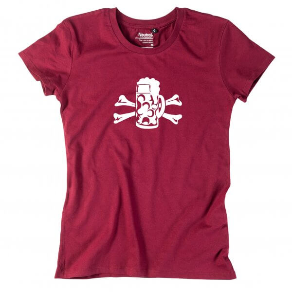 "Damen-Shirt ""Maßkrug"""
