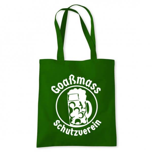 """Tasche """"Goaßmass Schutzverein"""""""
