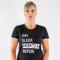 Eat. Sleep. Grantln. Repeat.