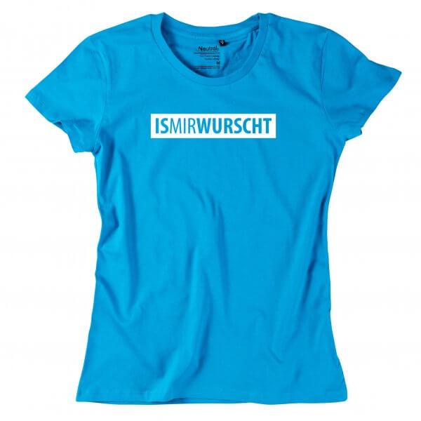 """Damen-Shirt """"ISMIRWURSCHT"""""""