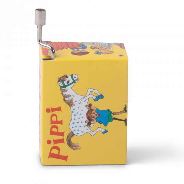 Mini-Drehorgel 'Hey Pippi Langstrumpf'