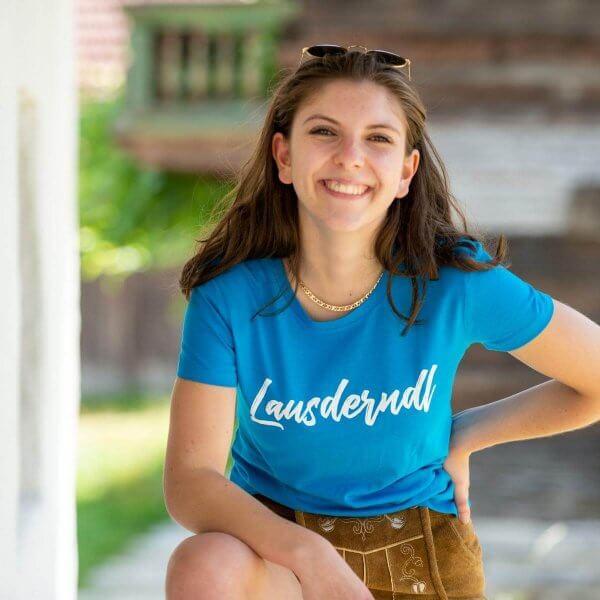 """Damen-Shirt """"Lausderndl"""""""