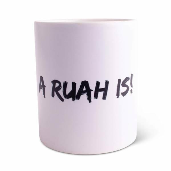 """Tasse """"A Ruah is!"""""""