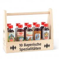 Schnapstragerl '10 Bayerische Spezialitäten'