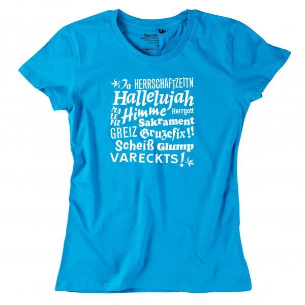 """Damen-Shirt """"Hallelujah"""""""