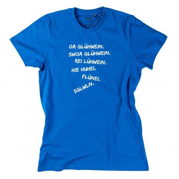 """Herren-Shirt """"Glühwein"""""""