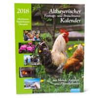 Altbayerischer Kalender 2018