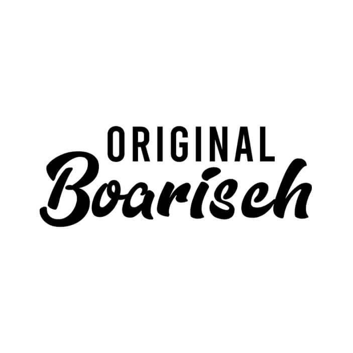 Original boarisch