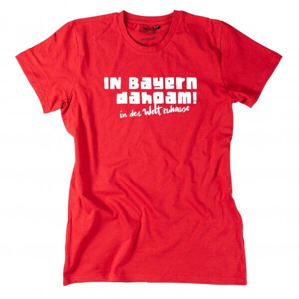 "Herren-Shirt ""In Bayern Dahoam"""