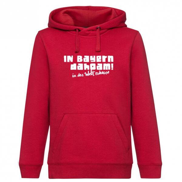 """Hoodie """"In Bayern Dahoam"""""""