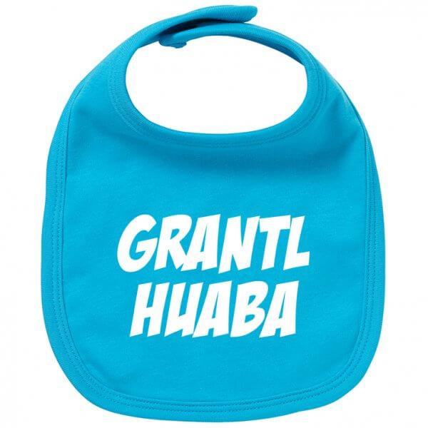 """Babylätzchen """"Grantlhuaba"""""""