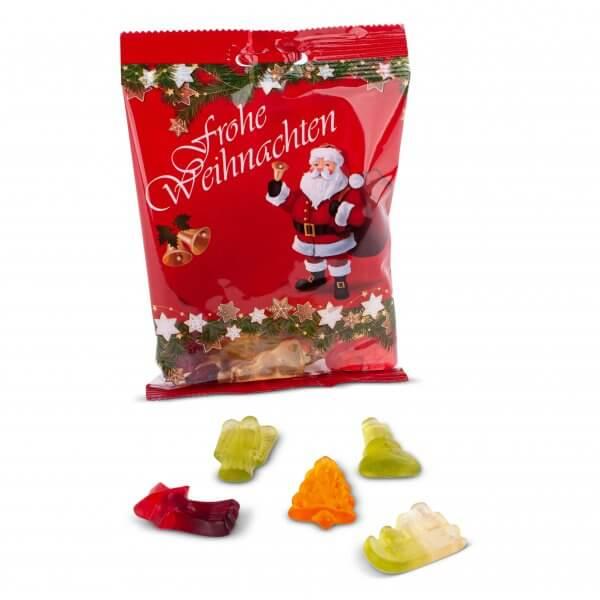 """Fruchtgummi-Mix """"Frohe Weihnachten"""""""