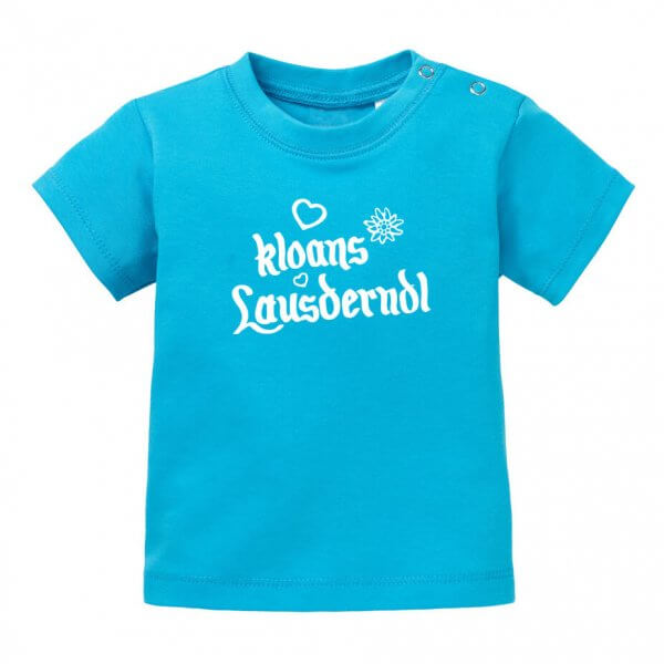 "Baby T-Shirt ""Kloans Lausderndl"""