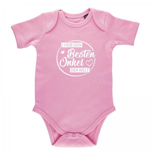 """Baby Body """"Bester Onkel"""""""