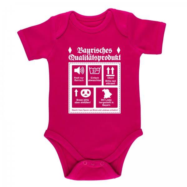 """Baby Body """"Bayrisches Qualitätsprodukt"""""""