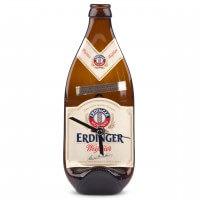 """Flaschenuhr """"Erdinger Weißbier"""""""
