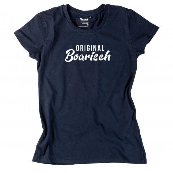 """Damen-Shirt """"Original boarisch"""""""