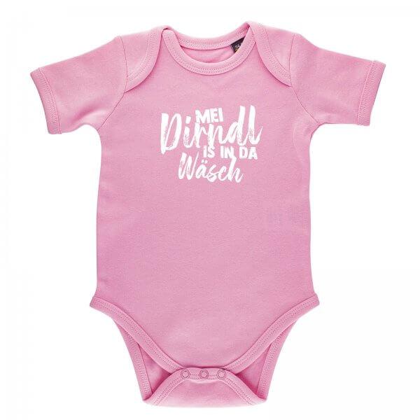 """Baby Body """"Mei Dirndl is in da Wäsch"""""""