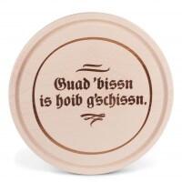 """Brotzeitbrettl """"Guad 'bissn"""""""