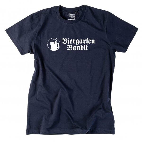 """Herren-Shirt """"Biergarten Bandit"""""""