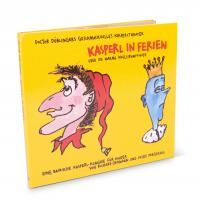 "Hörbuch-CD ""Kasperl in Ferien"""