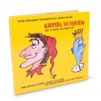 """Hörbuch-CD """"Kasperl in Ferien"""""""