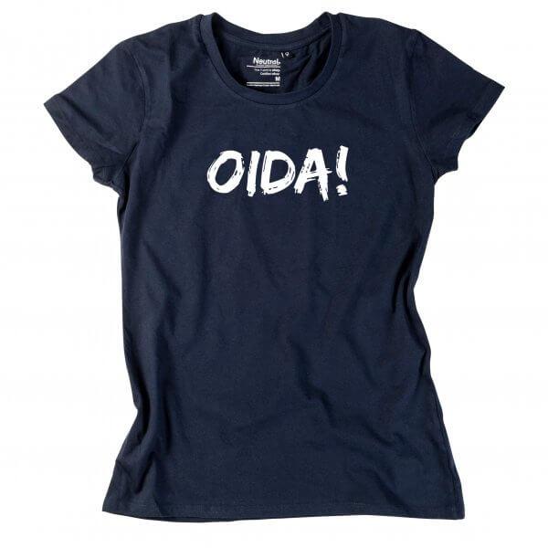 """Damen-Shirt """"OIDA!"""""""