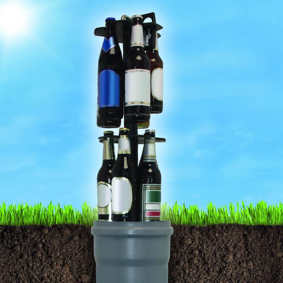 Hopfenh hle outdoor erdloch bierk hler online kaufen for Mini boden gutschein