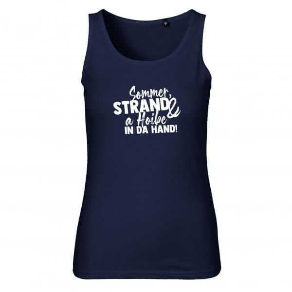 """Damen-Top """"Sommer & Strand"""""""