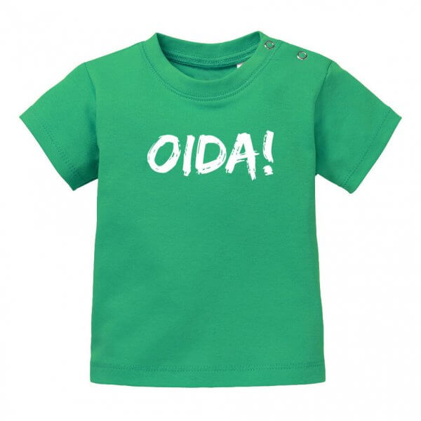 "Baby T-Shirt ""OIDA!"""
