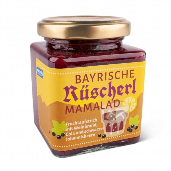 Bayrische Rüscherl-Mamalad