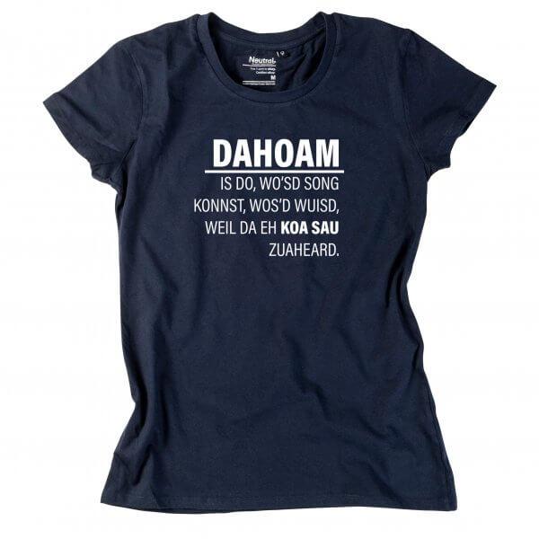 """Damen-Shirt """"Koa Sau"""""""